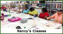 Nancy's Classes