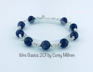 Wire Basics 201* by Corey Milliren, an Original design by Corey Milliren all Rights Reserved