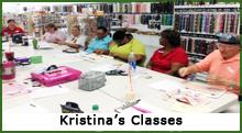 Kristina's Classes