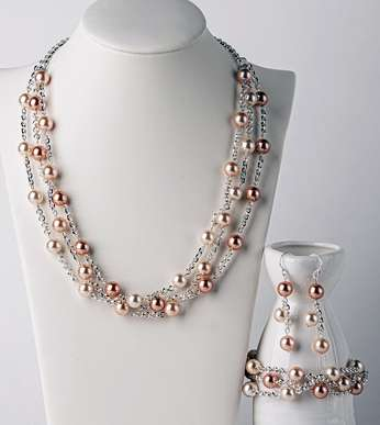Summer Breeze Set,Chain,Wire,Pearls,Fire Polish Beads,Gemstones,Jump Rings.