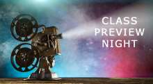 Class Preview Night